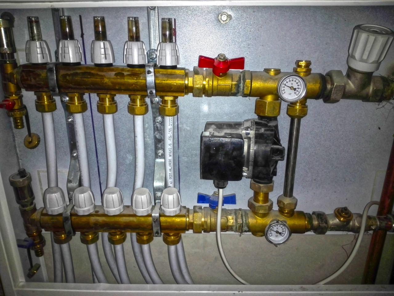 Kiek kainuoja sumontuoti šildymo sistemą?
