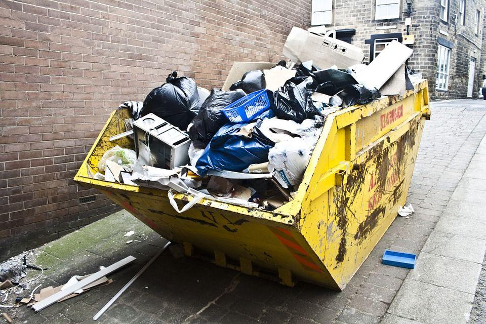 Statybinių atliekų išvežimas Vilniuje kokybiškai ir greitai