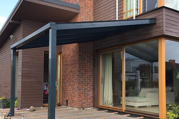 Kokia naudą teikia stoginės terasai?